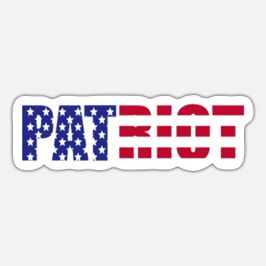 Patriot PATRIOT - Sticker