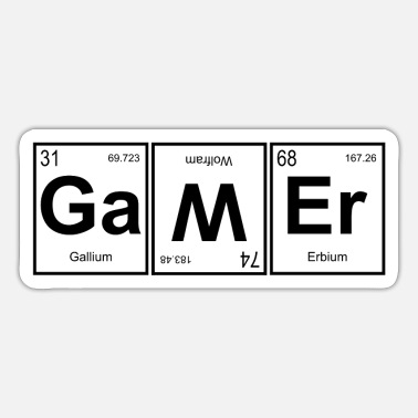 Gamer Gamer - Sticker