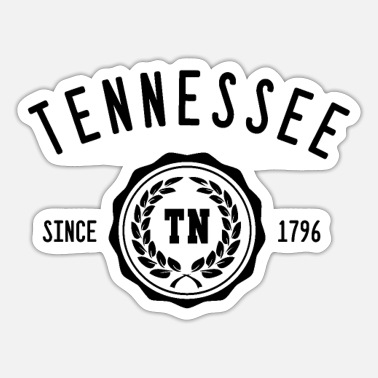 Chattanooga Tennessee USA - Sticker