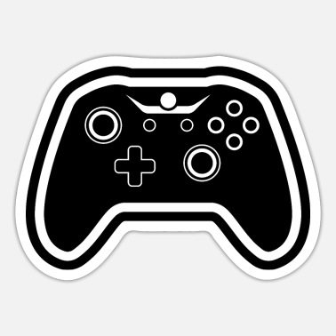 Gamepad Gamepad - Sticker
