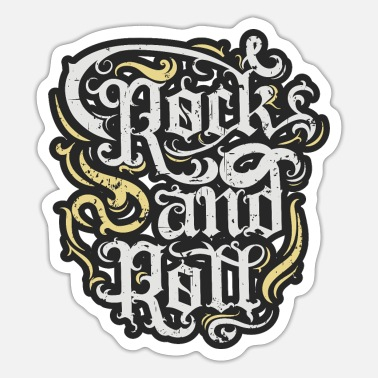 Rock Pig Rock - Sticker