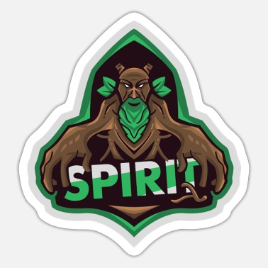 Spirit Spirit - Sticker