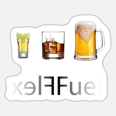 Fuel Flex Fuel - Sticker