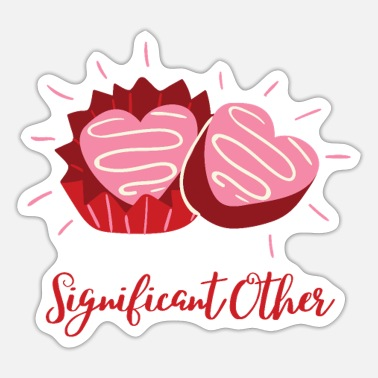 Original Way Valentine's Day - Significant Other - Sticker