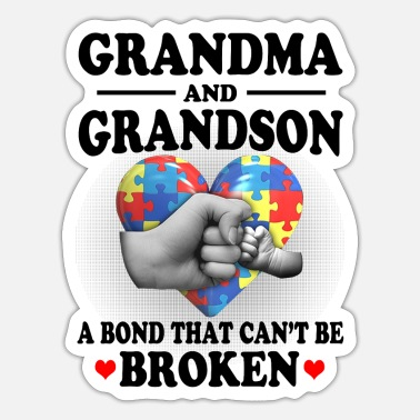 Bond Grandson Bond - Sticker