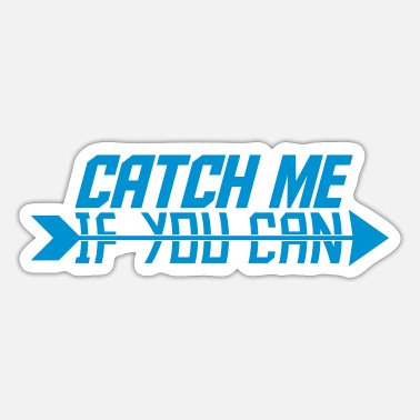 Speed Frenzy Speed Catch Me - Sticker