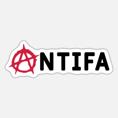 Antifa Antifa - Sticker