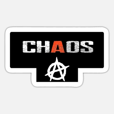 Rebellion DFTS110 Chaos - Sticker