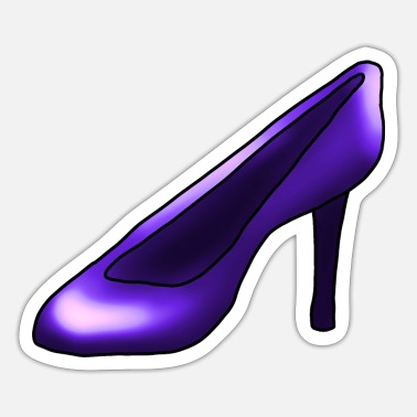 Highheels Highheels - Sticker