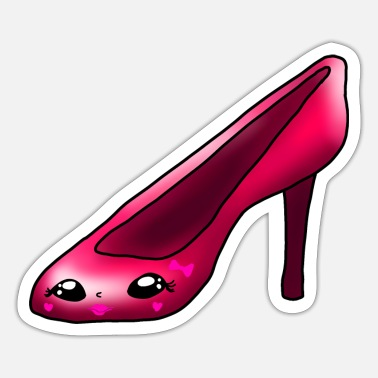 Highheels Highheels 2 - Sticker
