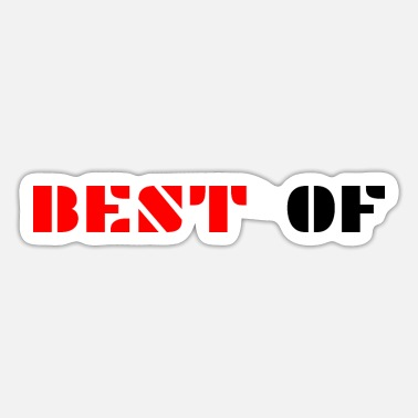 Best Of THE BEST OF - Sticker