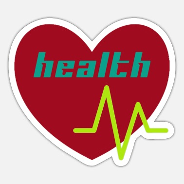 Health Health - Sticker