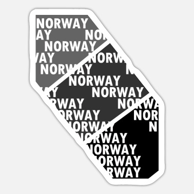 Portugal NORGE D27 1NORWAY D27 1 - Sticker