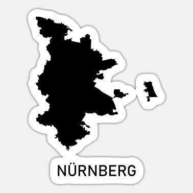 Nuremberg Neurenberg - Sticker