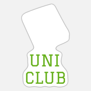 Uni Uni Club - Sticker