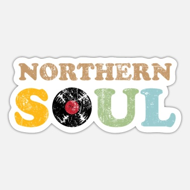 Northern Soul Northern Soul Music - Sticker