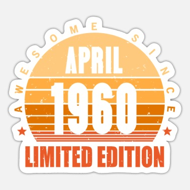 Kreis Awesome Since April 1960 - Sticker