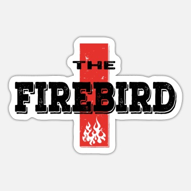 Renner The Firebird - Sticker