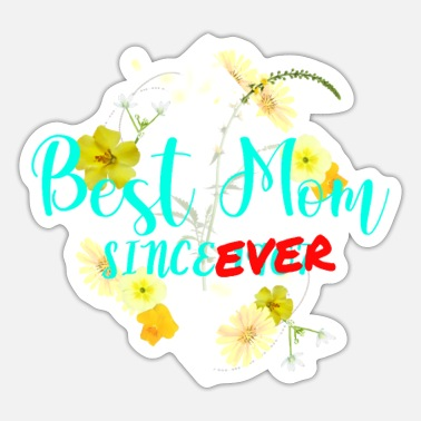 Heroes Mother's Day BESTEST MOM SINCE 1967 - Sticker