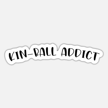 Kin Kin-ball clothing - Sticker