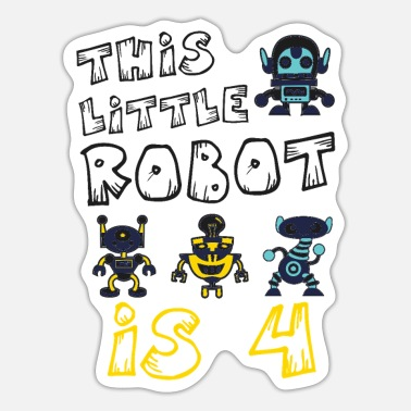 Electrical Engineer This Little Robot Is 4 Future Robotics Engineer - Sticker