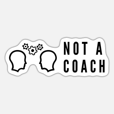 American Football Coach Online Anti Counter Coaching Seminar - Sticker