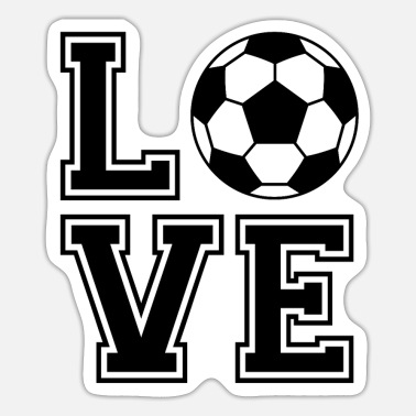 Football Ball football ball - Sticker