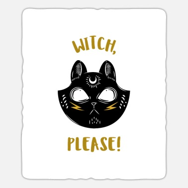Satanists satan devil loves me cat devilish hell loves - Sticker