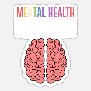 Health Mental Health is Health Mental Health Advocate Gif - Sticker