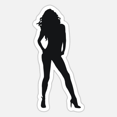Sexy Girl Sexy Girl - Sticker