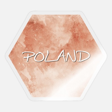 Pool Polen - Polen - Sticker
