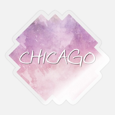 Chicago Chicago - Sticker