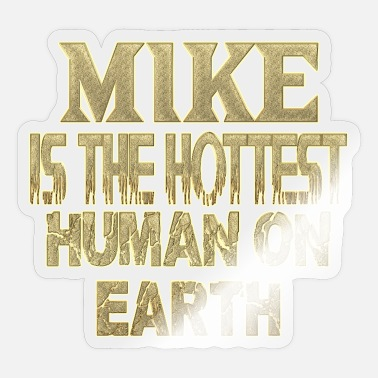 Mike Mike - Sticker