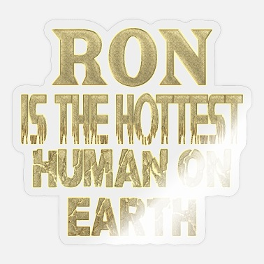 Ron Ron - Sticker