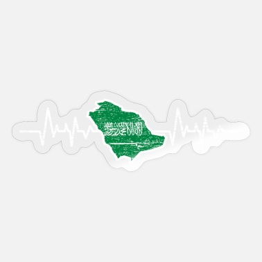 Arabia Saudi Arabia - Sticker