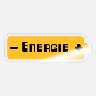 Energie Energies - Sticker