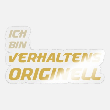 Originell Originell - Sticker