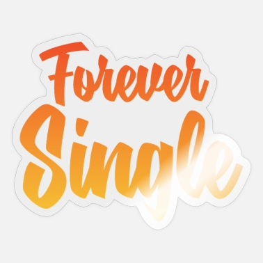 Single single - Sticker