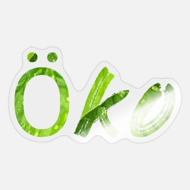 Öko Öko - Sticker