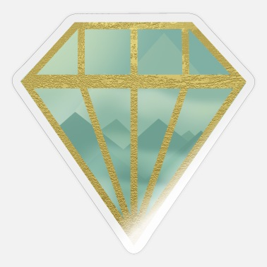 Indie Indie diamond - Sticker