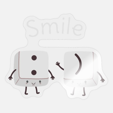 Smile Smile - Sticker
