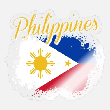 Home Country Philippines home country - Sticker