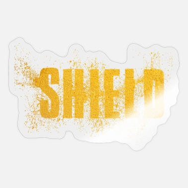 Shield Shield - Sticker