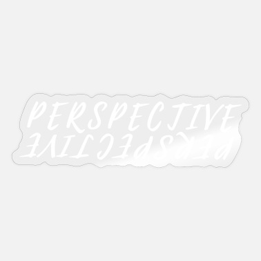 Perspective perspective - Sticker