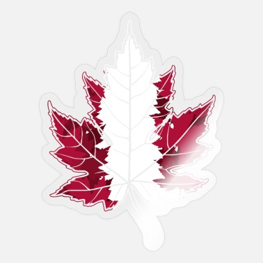 Home Country Canada home country - Sticker