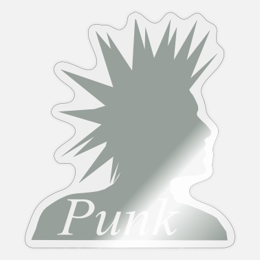 Sex Pistols Punk Head - Sticker