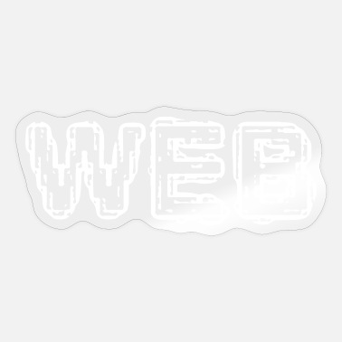 Web web - Sticker