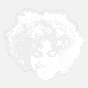 Afro Afro - Sticker