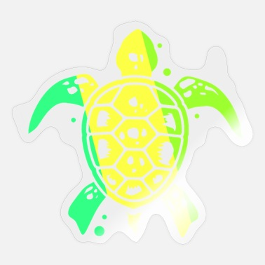 turtle - Sticker