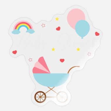 Baby Party baby shower baby party - Sticker